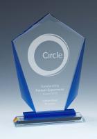 Pilgrim Glass Award 8.5 Inch (21.5cm) : New 2020
