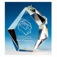 Iceberg5 Optical Crystal 5 Inch