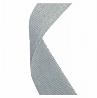 Medal Ribbon Grey Grey 7/8 x 32 Inch