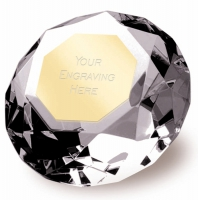 Clarity Diamond100 3 7 8 Inch H (10cm H) : New 2019