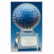 Victory6 Golf Ball Optical Crystal 6.75 Inch