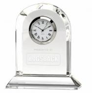 Arch4 Clock Optical Crystal 4.25 Inch