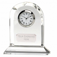 Arch4 Clock with Plate 4.25 Inch (10.5cm) : New 2020