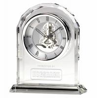 Epoch6 Clock Optical Crystal 6.75 Inch