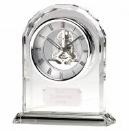 Epoch6 Clock with Plate 6.75 Inch (17cm) : New 2020