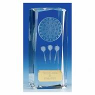 Clarity4 Crystal Darts Clear 4 1 / 2 Inch