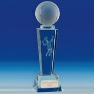 Unite Tennis Male Crystal Clear 8.5 Inch