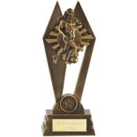 PEAK Football Trophy Awarder Female - AGGT - 7 (17.5cm) - New 2018