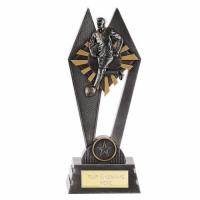 PEAK Football Trophy Awarder Male - ASGT - 8 7/8 (22.5cm) - New 2018