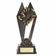 PEAK Football Trophy Award Boot & Ball - ASGT - 8 (20cm) - New 2018