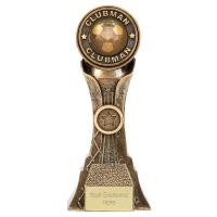 Genesis Clubman Football Trophy Award 8 Inch (20cm) : New 2019