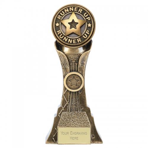 Genesis Runner Up Award 8 Inch (20cm) : New 2019
