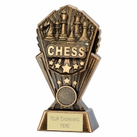 Cosmos Chess 7 inch (17.5cm) : New 2019