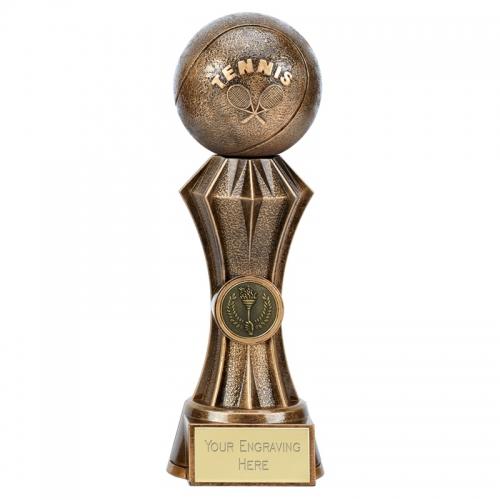 Diamond Tennis Trophy 8 Inch (20cm) : New 2019