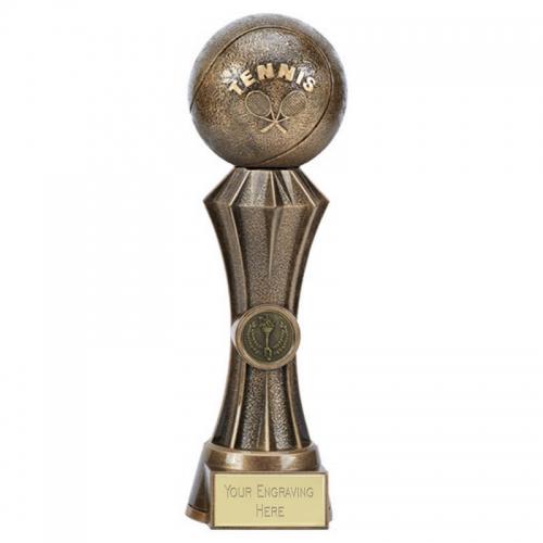Diamond Tennis Trophy 9 Inch (22.5cm) : New 2019