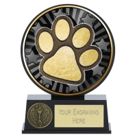 Vibe Dog Cat Paw 4.75 Inch (12cm) : New 2019