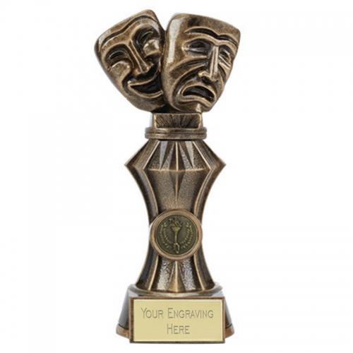 Diamond Drama Trophy 7 Inch (17.5cm) : New 2019