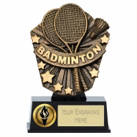 Cosmos Mini Badminton 4 7 8 Inch ( 12.5cm) : New 2019