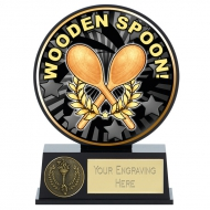 Vibe Wooden Spoon 4.75 Inch (12cm) : New 2019