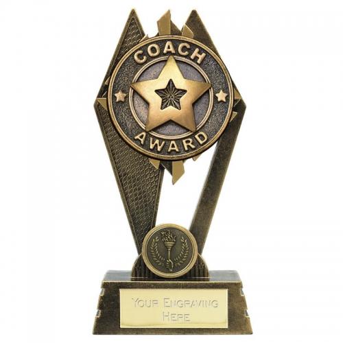Peak Coach Award 7 inch (17.5cm) : New 2019