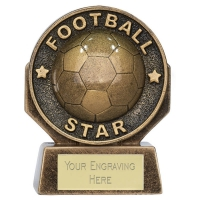 Pocket Peak Football Star 3.25 Inch (8cm) : New 2019
