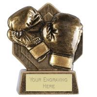 Pocket Peak Boxing 3.25 Inch (8cm) : New 2019