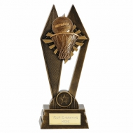 Peak Netball Trophy Award 8 Inch (20cm) : New 2020