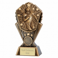 Cosmos American Football Trophy Award 7 inch (17.5cm) : New 2020