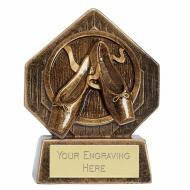 Pocket Peak Ballet Trophy Award 3.25 Inch (8cm) : New 2020