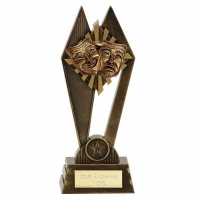 Peak Drama Trophy Award 8 7/8 Inch (22.5cm) : New 2020