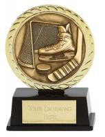 Vibe Super Mini Ice Clayshooting Trophy Award 3 3/8 Inch (8.5cm) : New 2020