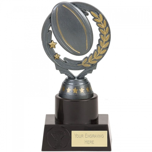 PROJECT X Rugby Trophy Award - ASGT - 7.5 inch (19cm) - New 2018