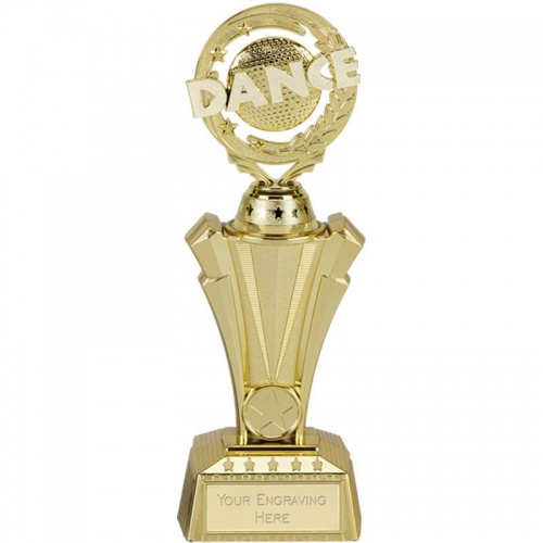 PROJECT X Trophy Dance - Gold - 11.75 inch (30cm) - New 2018