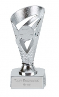 Voyager Presentation Cup Trophy Award Silver 6 Inch (15cm) : New 2020