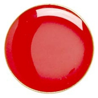 ButtonBadge20 Red Red 20mm