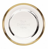 Canyon4 Salver Silver 4 Inch
