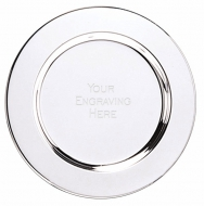 Ascent4 Salver Silver 4 Inch