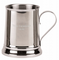 Vision Celebration Tankard - Stainless Steel - 450 ml- New 2018