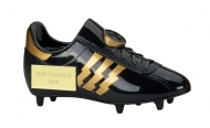 Tower Football Trophy Award Boot Black/Gold 7.5 Inch (19cm) : New 2020