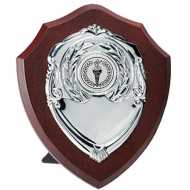 Triumph4 Silver Shield Rosewood/Silver 4 Inch