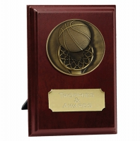 Vision Basketball Trophy Award Presentation Plaque Trophy Award 4 Inch (10cm) : New 2020