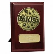 Vision Dance Trophy Award Presentation Plaque Trophy Award 4 Inch (10cm) : New 2020