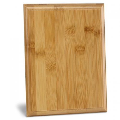 Bamboo Plaque Bamboo 9.75 Inch