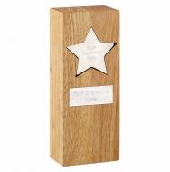 Silver Star Pillar 7 7/8 x 2.75 Inch (20 x 7cm) : New 2020