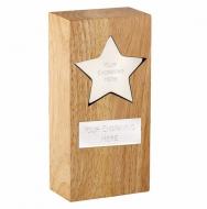 Large Star Block Silver 7.75 x 3 7/8 Inch (19.5 x 10cm) : New 2020