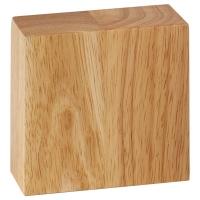 Self Standing Small Block 3 7 8 x 3 7 8 Inch (10 x 10cm) : New 2019